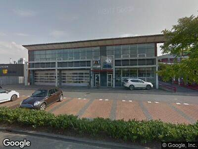 Ambulance naar Veilingdreef in Bergen op Zoom