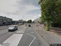 112 melding Ambulance naar Slinge in Rotterdam