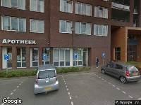 Ambulance naar Nassaulaan in Etten-Leur