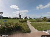 Ambulance naar Windrecht in Schipluiden