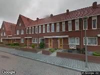 Brandweer naar Groote Wielenlaan in Rosmalen