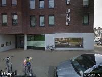 Ambulance naar Prinses Irenelaan in Utrecht
