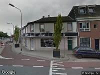 Ambulance naar Veldhovenring in Tilburg