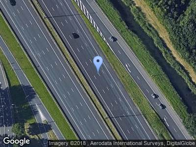 Ambulance naar Rijksweg A16 in Hendrik-Ido-Ambacht