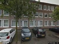 112 melding Ambulance naar Zijlstraat in Breda