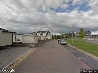 112 melding Ambulance naar Wagenburg in Alphen aan den Rijn