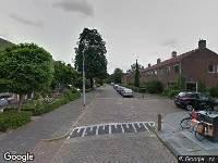 Brandweer naar Willem Barentszstraat in Zwolle