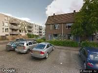 112 melding Brandweer naar Van Yrtebelt in Zwolle