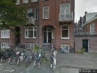 112 melding Ambulance naar Justus van Effenstraat in Utrecht