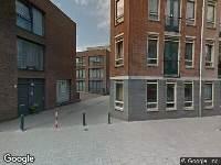 Ambulance naar Korte Dijkstraat in Rotterdam