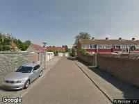 112 melding Brandweer naar Rombout Keldermansstraat in Breda