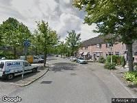 Brandweer naar Schepenenlaan in Zwolle