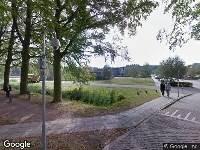 Ambulance naar Hogedwarsstraat in Vught