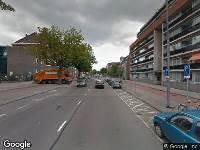 Ambulance naar Pieter de Hoochweg in Rotterdam