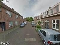 112 melding Brandweer naar Javastraat in Zwolle