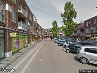 Ambulance naar Burgemeester Ruttenplein in Asten