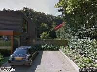 112 melding Ambulance naar Van Boetzelaerstraat in Nijmegen
