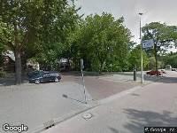 112 melding Politie naar Kerkhoflaan in Rotterdam