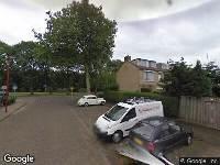 Brandweer naar Dokter B.J.Buurmanstraat in Nieuwegein