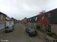 112 melding Ambulance naar Molensteeg in Dongen
