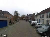 112 melding Ambulance naar Prins Bernhardstraat in Dongen