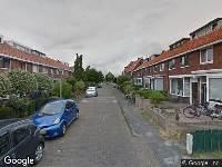 112 melding Ambulance naar Leeuwerikstraat in Vlaardingen
