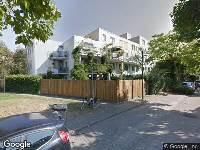 112 melding Ambulance naar Tomas Masarykstraat in Utrecht