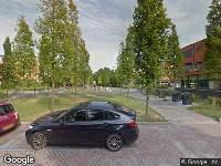 112 melding Ambulance naar Provinciepassage in Alphen aan den Rijn