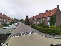 Politie naar Everardus van Gochstraat in Heusden