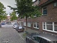 Ambulance naar Lepelaarstraat in Utrecht