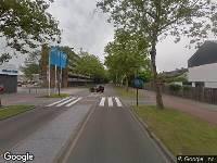 Ambulance naar Zwijnsbergenstraat in Breda