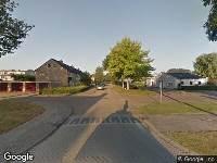 112 melding Ambulance naar Van der Nootstraat in Grave