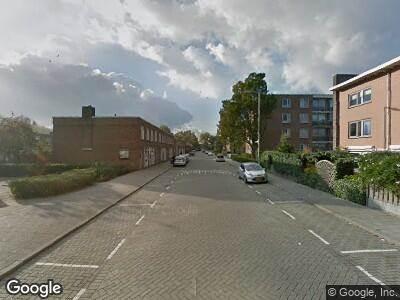 Ambulance naar Abbenbroekweg in Rotterdam
