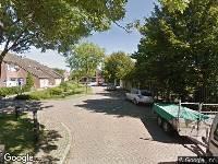 Brandweer naar Westlander in Schipluiden