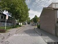 Ambulance naar Rijnesteinstraat in Breda