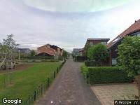 112 melding Ambulance naar Pluimzegge in 's-Gravenhage