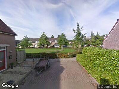 Ambulance naar Dotterbloemstraat in Klaaswaal