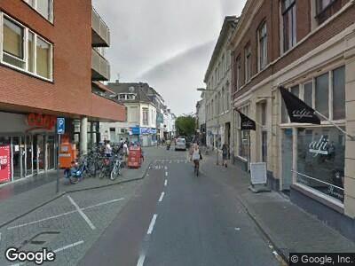 Politie naar Spijkerlaan in Arnhem