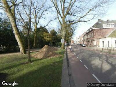 Traumahelikopter naar Wilhelminapark in Tilburg