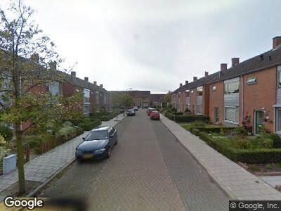 Ambulance naar Burgemeester Sluijmersstraat in Stavenisse