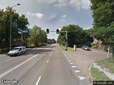 Brandweer naar Graafseweg in Nijmegen