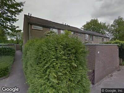 Brandweer naar Oudenboschstraat in Arnhem