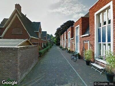 Ambulance naar Spijkermanslaan in Haarlem
