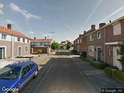 Ambulance naar Vincent van Goghstraat in Raamsdonksveer