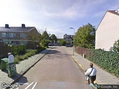 Ambulance naar Notaris Kruytstraat in Bergschenhoek