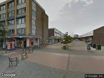 Brandweer naar Marsdiepstraat in Den Helder