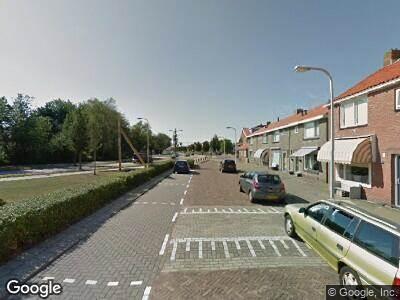 Ambulance naar Duinrustplein in Katwijk