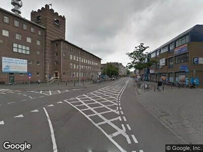 Ambulance naar Oude Vest in Breda