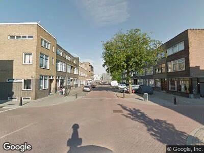 Ambulance naar Van 's-Gravesandestraat in Schiedam