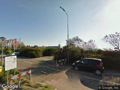 Ambulance naar Haringvlietplein in Stellendam